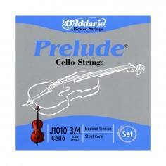 Encordado p; Cello, PRELUDE CELLO SET 3;4, Núcleo de acero,