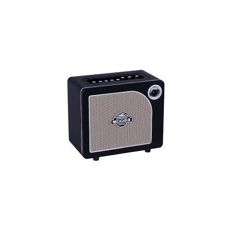 15 watt modeling guitar amplifier black