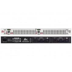 Dual 15 Band Graphic Equalizer