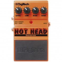 Digitech DHH HOT HEAD PEdal de distorsión