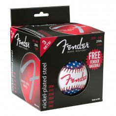 SETS x 3 Encordados 250L 009-042 + FREE BASEBALL