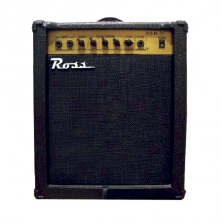 Ross B35 amplificador bajo 35 watts.