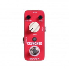 Micro Pedal de efecto p;guit, t: distortion, true-by-pass,