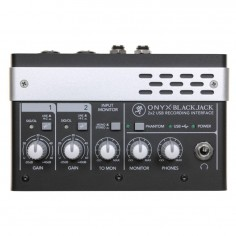 Interface p;Grabacion USB, 2x2 Pre-Onyx, 24bit, comp: Cubas