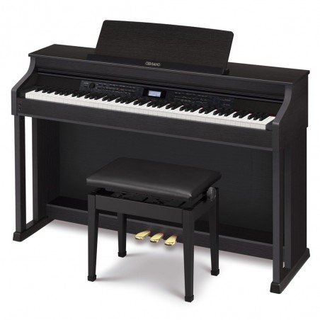 Casio AP650MBK Piano Digital Celviano con mueble