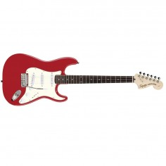 Guitarra Eléctrica Stratocaster Squier Standard RWN, Candy Apple Red
