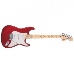 Guit. Elec. Stratocaster Squier Standard MN, Candy Apple Re