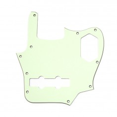Pickguard Jaguar Bass Mint Green