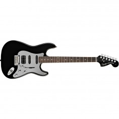 Guitarra eléctrica Stratocaster Black & Chrome