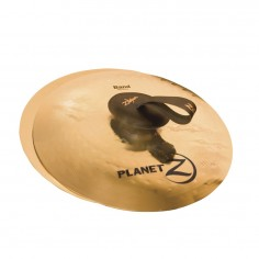 Planet Z Hi Hat Band Pair 14""