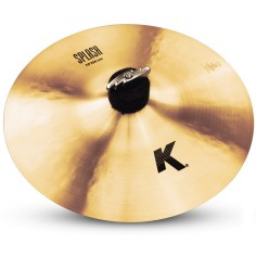 Zildjian K 10¨. Platillo Splash.