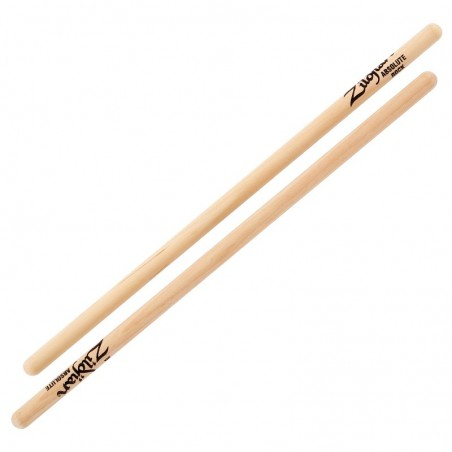 ABSOLUTE ROCK-NAT DRUMSTICK 6 PAIR