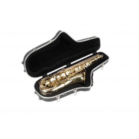 Estuche ABS, para Saxo tenor, con forma