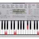 Teclado c;Ilum de Teclas, 61tec. t;piano, 48 polif, 600s, 1