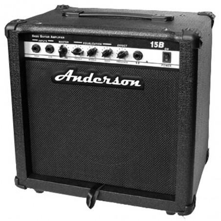 Anderson B15 amplificador bajo 15 watts.