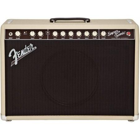 "Amp. P;Guitarra Super-Sonic 22 watts Valvular 1 x 12"" (Comb"