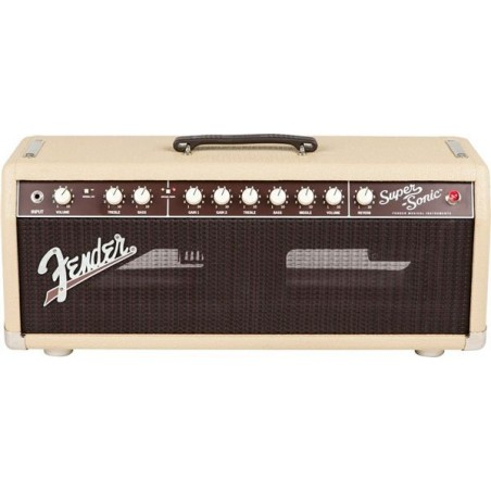 Amp. P;Guitarra Super-Sonic 22 watts Valvular (Cabezal) Blo