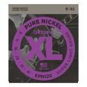 Encordado p/Guit eléctrica EPN120 de nickel,extra blandas, 9-41
