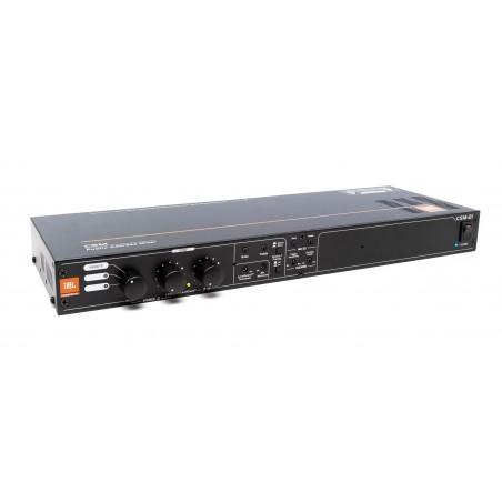 Mixer p;instalacion; 2 ch st + 1 mic c;phantom,ducking; RJ45