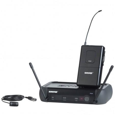 Shure PGXD14AR/85-X8 Sistema inalámbrico digital corbatero