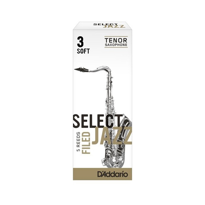 Cañas SELECT JAZZ para Saxo Tenor Filed n° 2S x 1 (MC x 5)