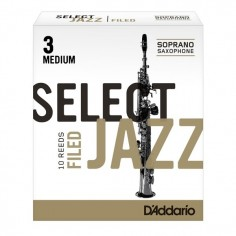 Cañas SELECT JAZZ para Saxo Soprano Filed nº 3S x 1 (MC x 1