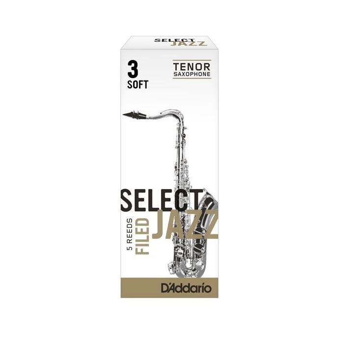 Cañas SELECT JAZZ para Saxo Tenor Filed n° 4H x 1 (MC x 5)