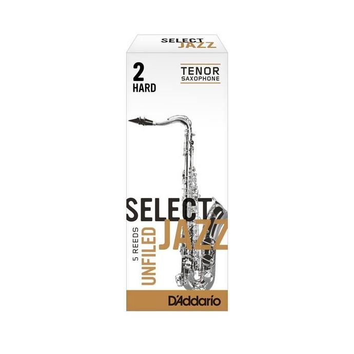 Cañas SELECT JAZZ para Saxo Tenor Unfld nº 2S x 1 (MC x 5)