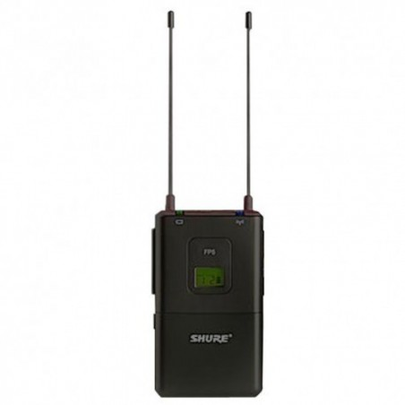 Receptor Inalambrico portable p;Camara, UHF, Diversity, c;s