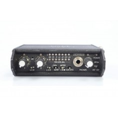Mixer Portatil de Audio c;oscilador de 1kHz, 2 mono c;Phant