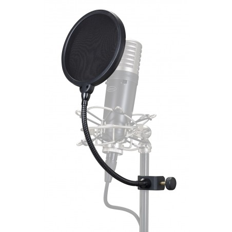 PS04 POP FILTER W/GOOSENECK