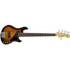 Bajo Elec. Deluxe Dimension Bass V MN, 5 cuerdas, 1 x Hum,