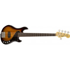 Bajo Elec. Deluxe Dimension Bass V MN, 5 cuerdas, 1 x Hum, Sunburst