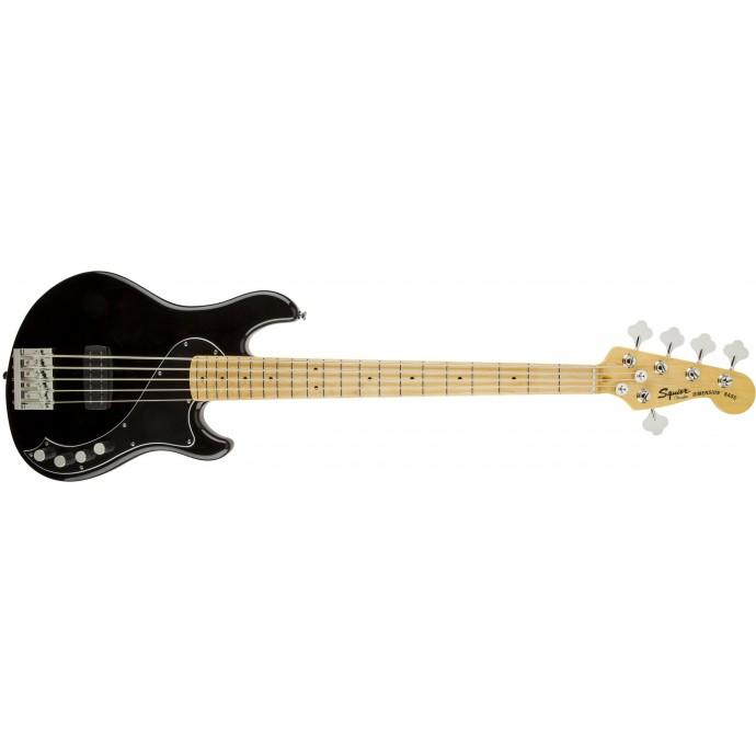 Bajo Elec. Deluxe Dimension Bass V MN, 5 cuerdas, 1 x Hum, Black