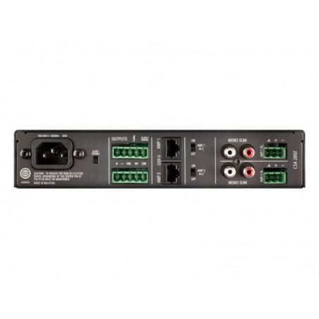 CSA 2X80W AMP