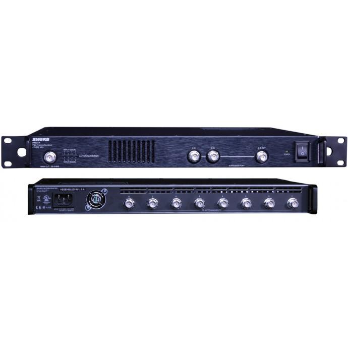 Combinador de 8 antenas p;sistemas inear PSM, 470-972MHz