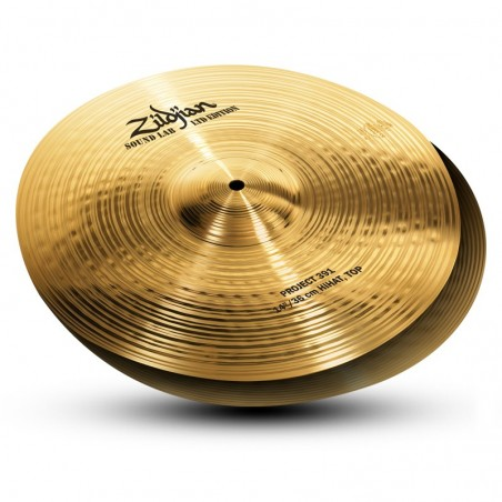 """Sound Lab Project 391 Hi Hat Pair 14"""" Limited Edition"""