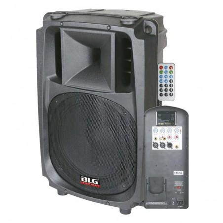 """Bafle ABS RXA15P650U activo, 15"""" + Dr, 200w/4"""