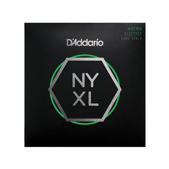 Enc. p;bajo - Super light - Niquel - NYXL - U.S.A. - .40;.6