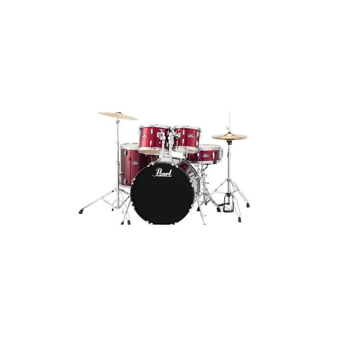 Bateria 5 Cpos, ROADSHOW, 20;10;12;14ft;14x5, 5 fierros +