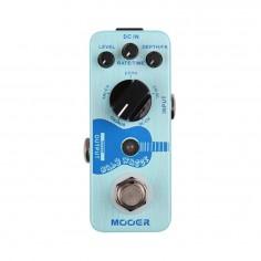 Micro Pedal de efecto p;guit acustica: DELAY y CHORUS, true