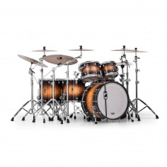 BLACK PANTHER' Drum Set