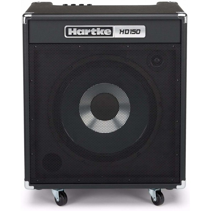 "Amp. p;Bajo Dydrive, Combo 150W, 1 x 15"" + Driver 1"""