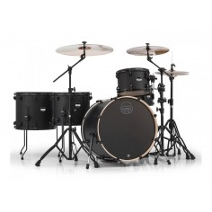 Batería MARS 5 cpos Crossover, B22', TT12', TF14'/16', R14'X6.5', Sin fierros c: Night Wood