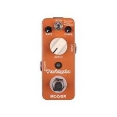 Micro Pedal de efecto p;guit, Tremolo c;3 modos.