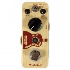 Micro Pedal de efecto p;guit acustica REVERB. 3 modos.