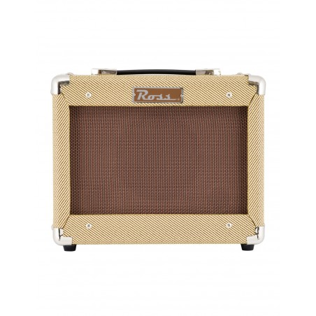 Ross GV 15 amplificador guitarra 15 watts.