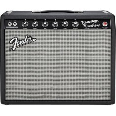 Amp. P;Guitarra `65 Princeton Reverb 15 watts Valvular (com