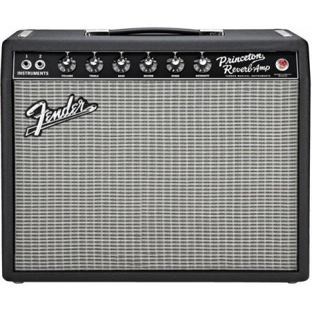 Amp. P;Guitarra `65 Princeton Reverb 15 watts Valvular (com