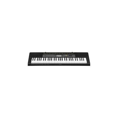 Teclado STD, 61t, t/piano, 48 polif, 400s,100 rit, 50 mel,